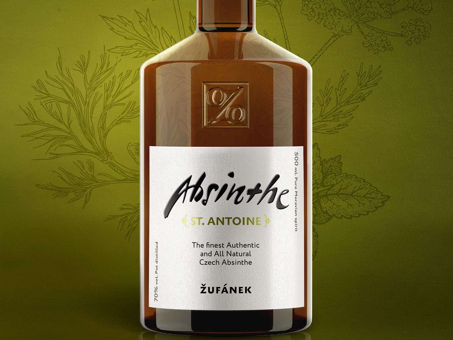 absinthe visual