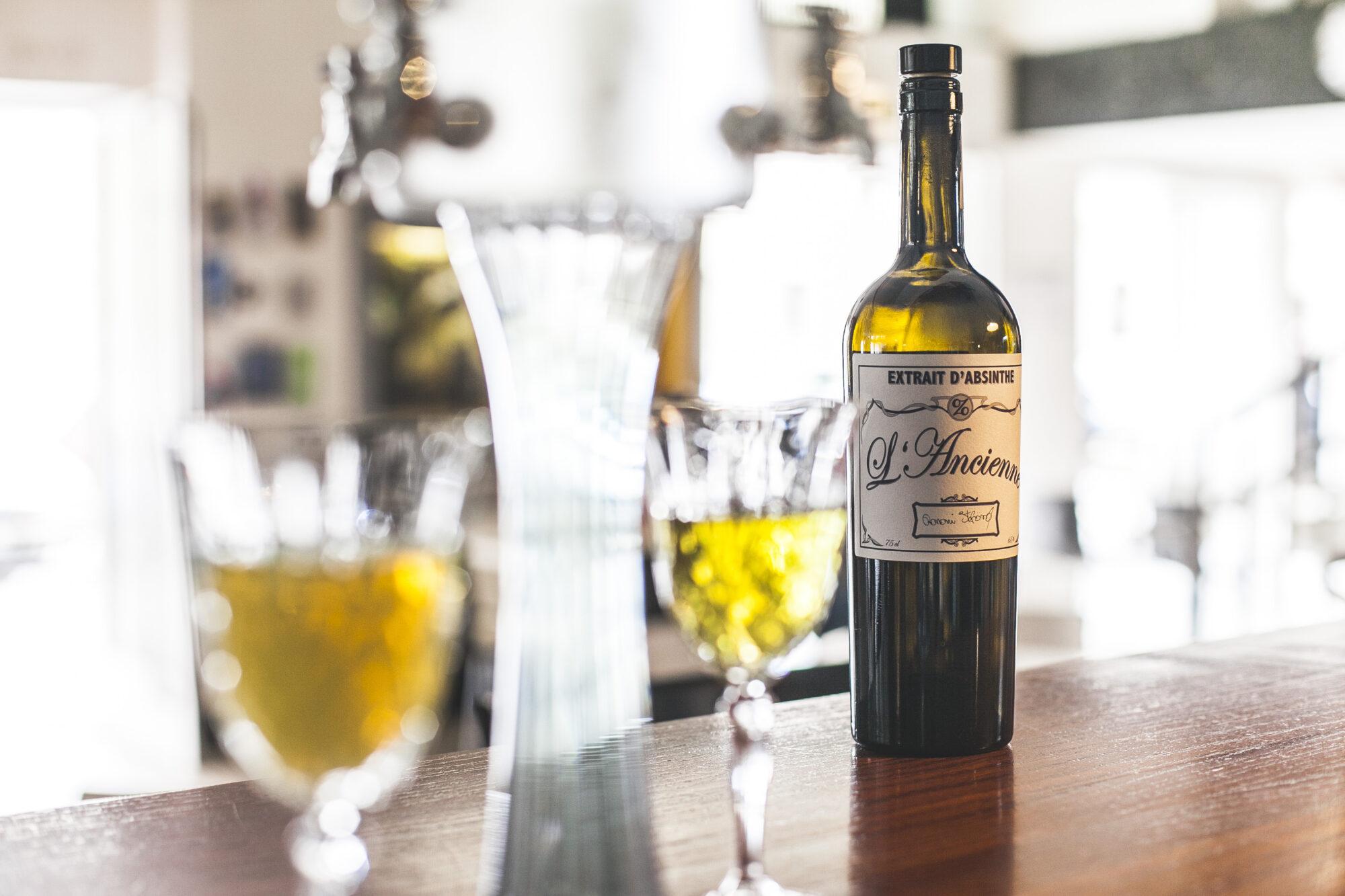L'Ancienne absinthe
