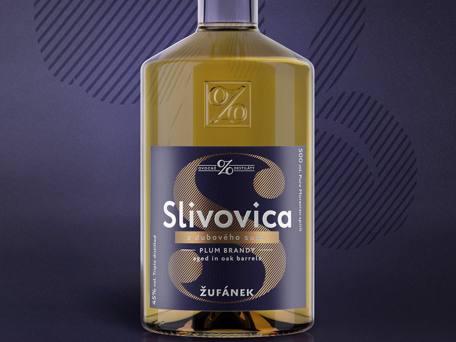 slivovica dub visual