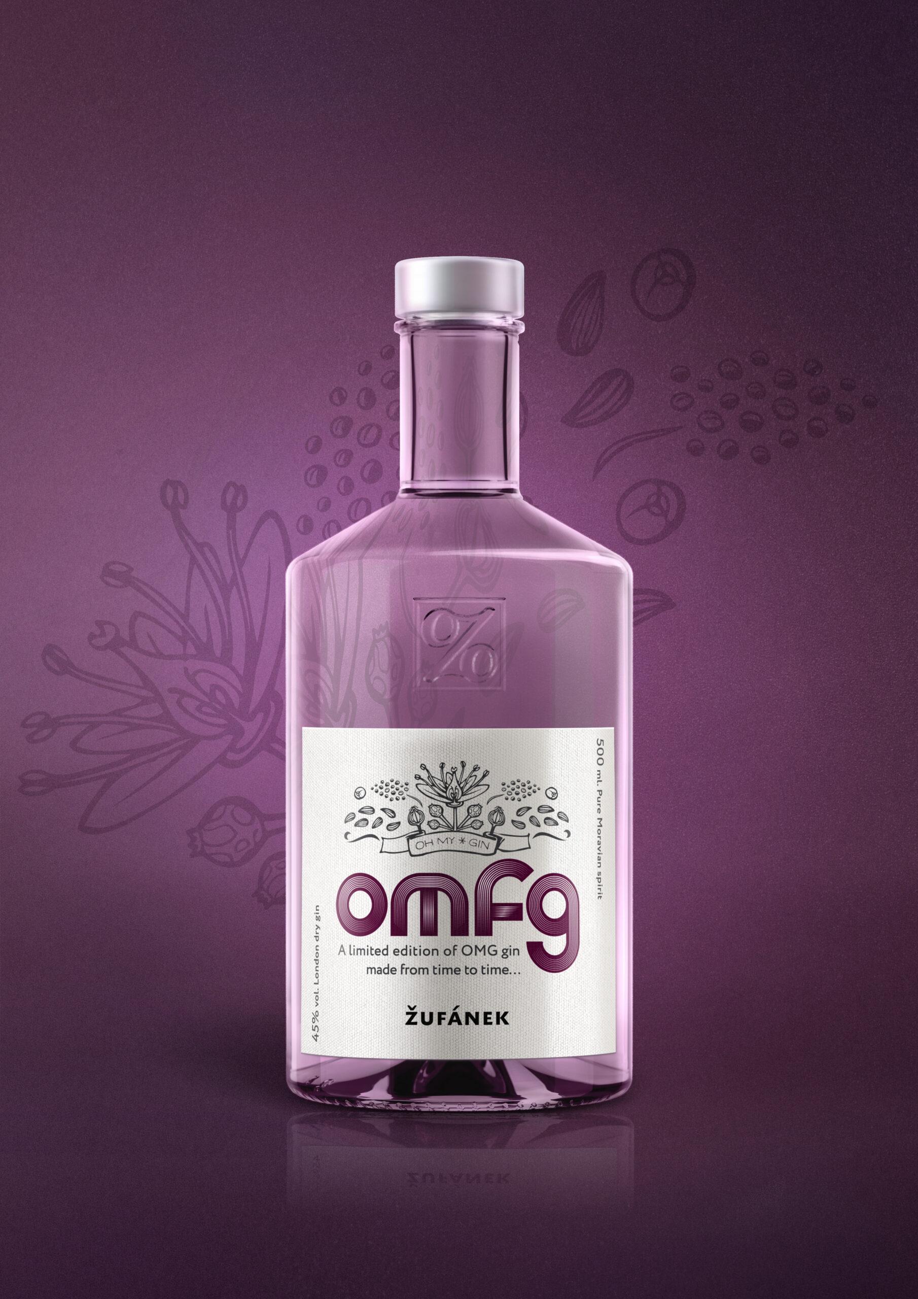 OMFG gin visual