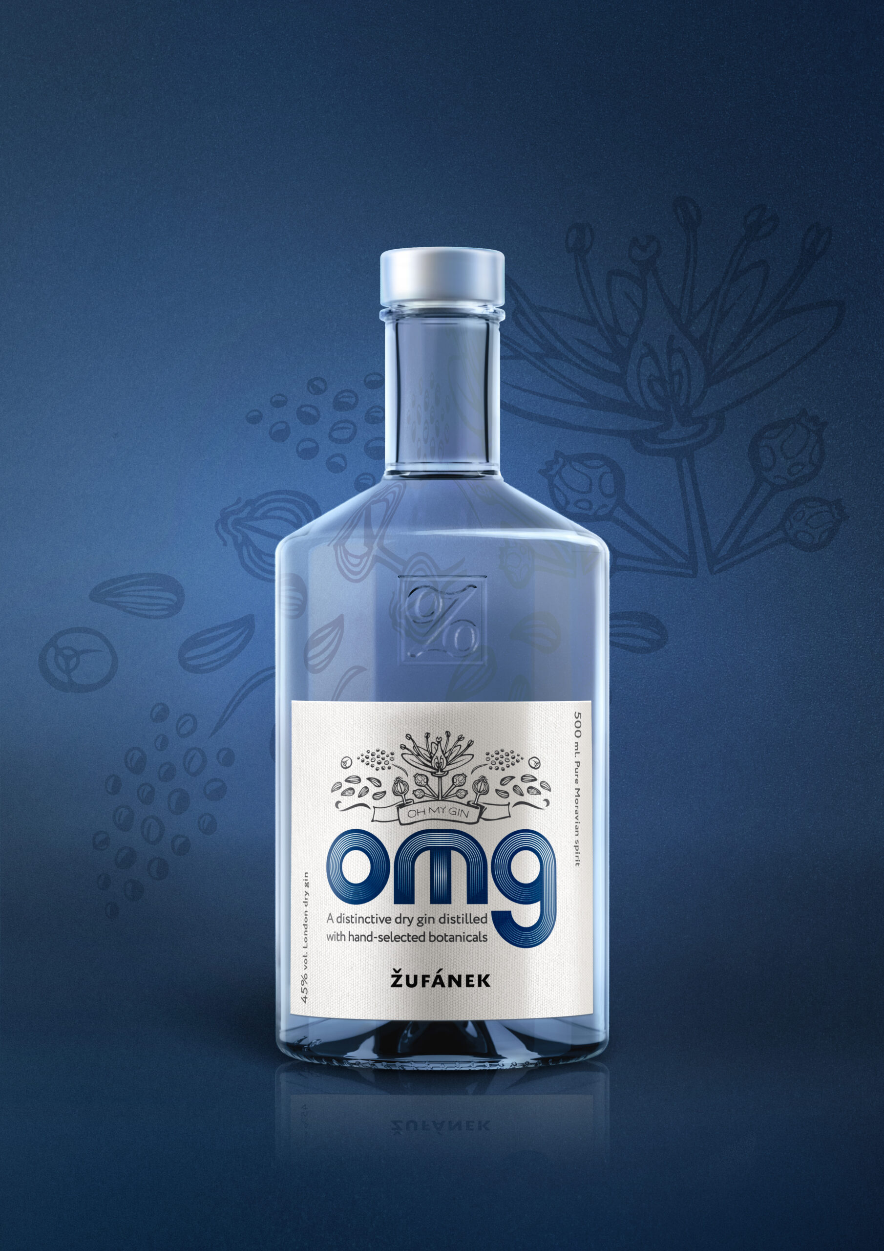 OMG gin visual