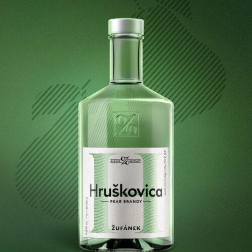 Hruškovica Žufánek visual