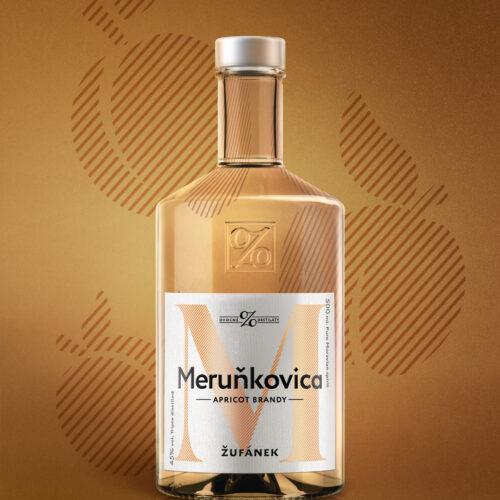 Meruňkovica Žufánek visual