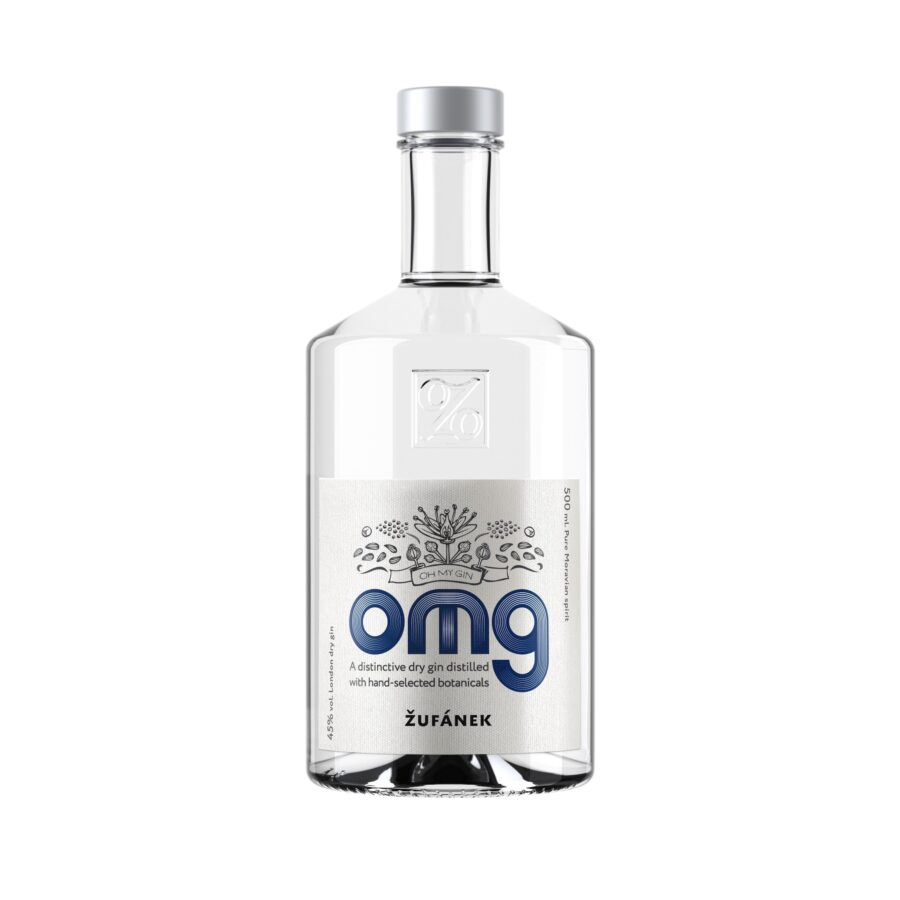 OMG Oh My Gin Žufánek