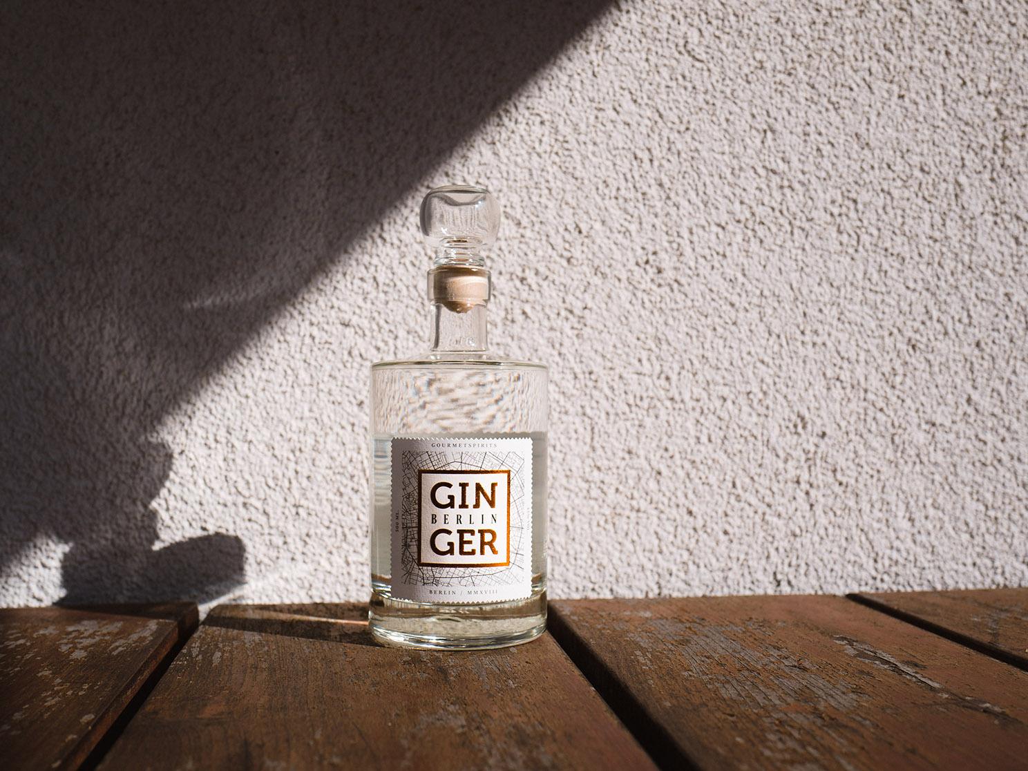 GIN GER Gin