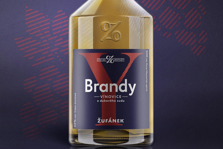 Brandy visual
